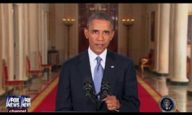 Syria Video & Transcript: Obama's Speech on Tuesday Night