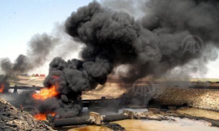 Iraq Spotlight: Islamic State Of Iraq Responsible For Mosul Pipeline Blast?