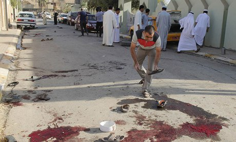 Iraq Spotlight: Bomb Blast At Sunni Mosque Kills 12, Injures 24 On First Day Of Eid Al Adha Holiday