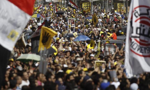 Egypt Spotlight: Mass Anti-Regime Protests Today — 51 Killed