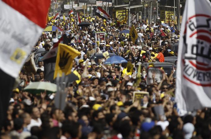 MENA Spotlight: Egypt — Cairo Court Dismisses Appeal Against Ban of Muslim Brotherhood