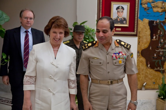 Egypt Spotlight: Government Rejects Plea by EU's Ashton for Negotiations