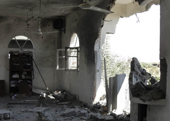"""Egypt Feature: Inside Military Crack-Down in Sinai — """"Do They Not See Us As Human Beings?"""""""