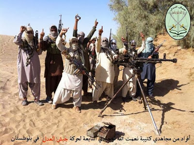 """Iran Special:  A Local Insurgency, """"Global Jihad"""", & A Deadly Attack on Tehran's Troops"""
