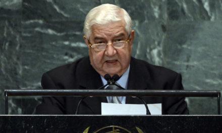 """Syria Round-Up, Oct 1: Regime Declares """"A War on Terror"""""""