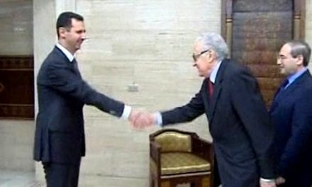 "Syria Political Round-Up, Oct 31: Assad Sets Conditions for ""Peace"" Talks"