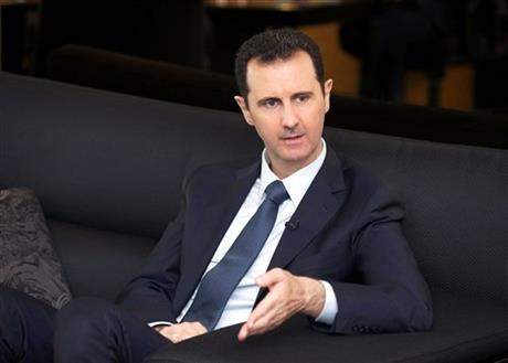 "Syria Round-Up, Oct 7: Assad ""You Paint a Picture of Me as Man Who Kills His People"""