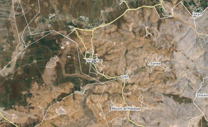 Syria Spotlight: Clashes Between Insurgents, Kurds In Āţimah, Idlib