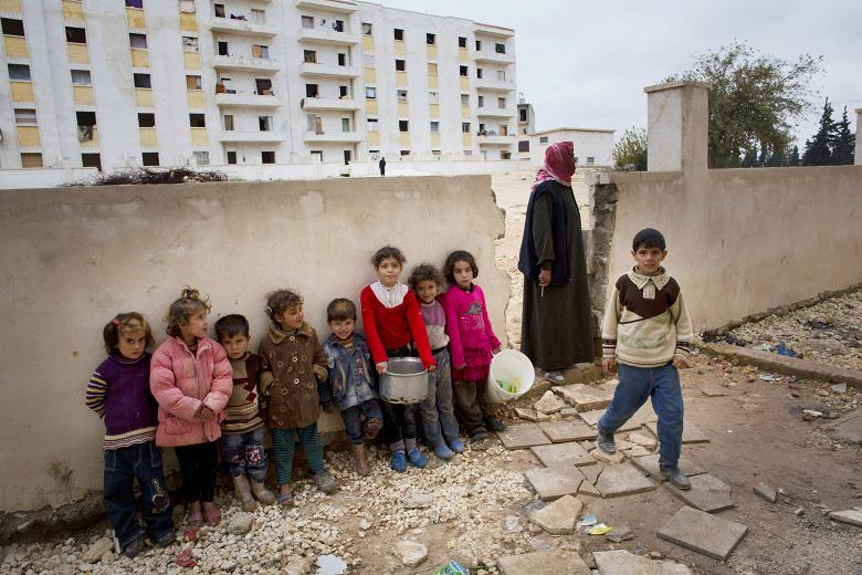 Syria Spotlight: Aid Agencies Face Difficulties Getting Food To Vulnerable Communities