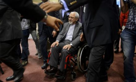 """Iran Analysis: How Foreign Minister Zarif's Back Pain May Have Changed Diplomacy…& """"Being a Man"""""""