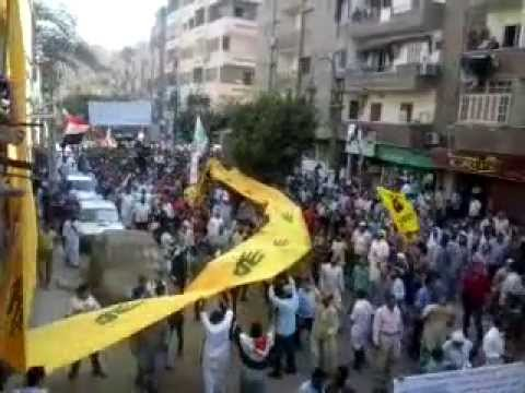 Egypt Summary: 1000s March in Anti-Regime Protests on Friday