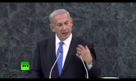 Israel Video and Transcript: Prime Minister Netanyahu's Address to the UN