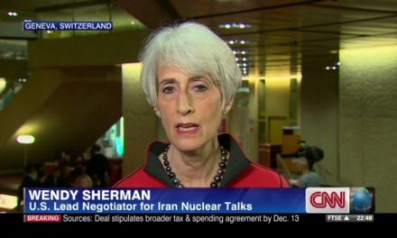 Iran Analysis: Trouble Ahead? Tehran Lashes Out at US Nuclear Negotiator Sherman