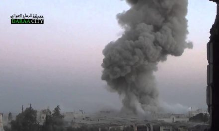 Syria Military Round-Up, Oct 24: Car Bombs in Daraa Province and Homs