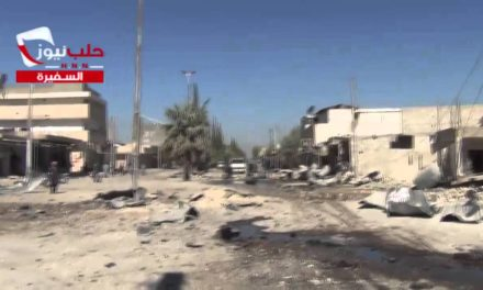 Syria Military Round-Up, Oct 11: Regime Airstrikes Kill At Least 22 South of Aleppo