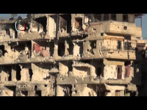 Syria Military Round-Up, Oct 12: Regime Presses Its Offensive South of Damascus