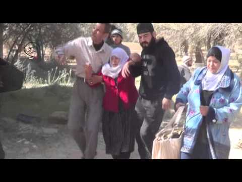 Syria Military Round-Up, Oct 17: The Siege of Moadamiyyat Ash Sham