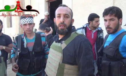 Syria Round-Up, Oct 2: Can Insurgents Take Daraa City?