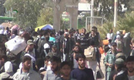 Syria Spotlight: Civilians Evacuated From Moadamiyyat Ash Sham, Daraya