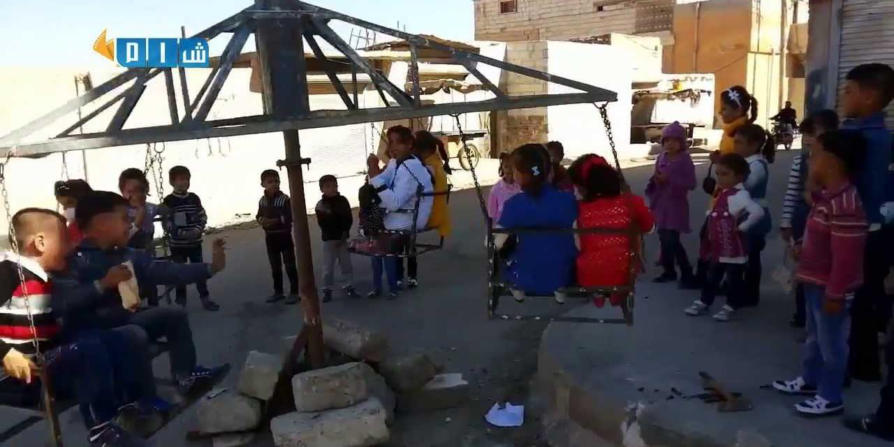 Syria Spotlight: On Eid Al Adha, Syrians Celebrate And Protest
