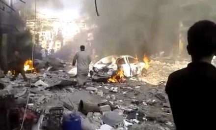 Syria Military Round-Up, Oct 15: Who Exploded Car Bomb That Killed 39 in Darkoush?