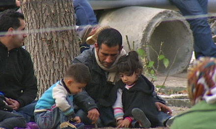 Syria Spotlight: In Bulgaria, Syrians Spend Winter In Freezing Tents, While 1000s More Make Harrowing Journey To Jordan
