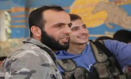 Syria Forecast, Nov 18: Insurgent Leader Dies of Wounds from Regime Airstrike
