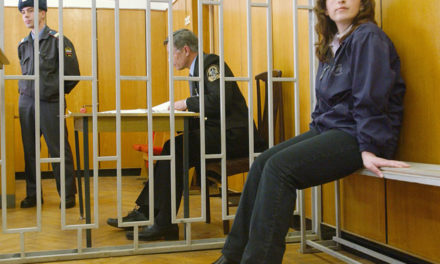 Russia Spotlight: Chechen-Born Zara Murtazalieva Talks About Life In A Siberian Penal Colony