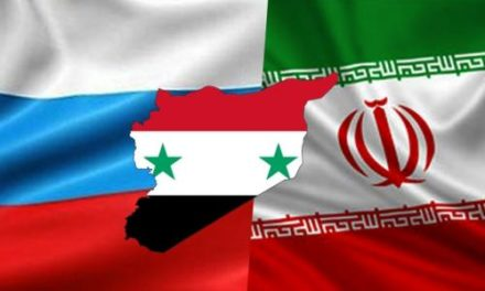Syria Forecast, Nov 19: Damascus Confers with Russia and Iran in Moscow