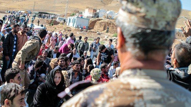 """Syria Political Round-Up, Nov 1: """"50 Refugees Starve to Death on Jordan Border"""""""