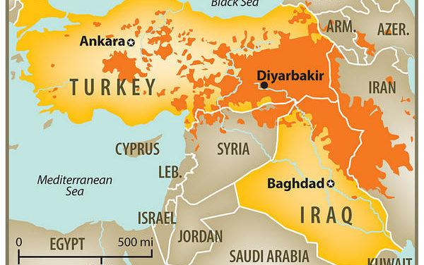 Turkey Spotlight: The Kurds & Ankara's Foreign Policy Dilemma