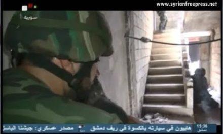 Syria Forecast, Nov 10: Regime Presses Offensive South of Damascus