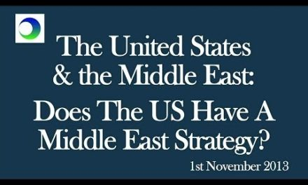 Does the US Have a Strategy?