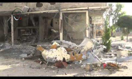 Syria Military Round-Up, Nov 3: Regime Presses Its Attacks Around Damascus