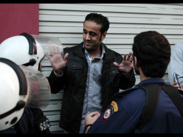 """Bahrain Spotlight: Leading Activist Said Yousif """"I've Been Forced Into Exile"""""""