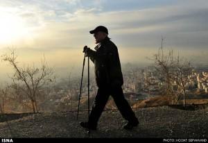 IRAN ROUHANI HIKE 4