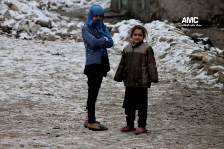 Syria: UN Challenged to Increase and Improve Aid to Displaced Syrians