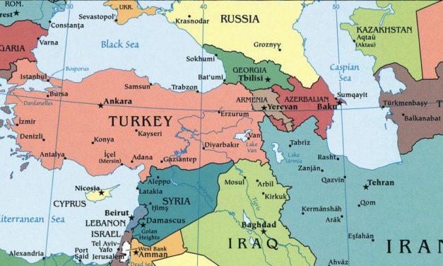 Turkey & Syria Op-Ed: Ankara Caught in the Cross Fire