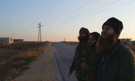 Syria Spotlight: Abu Umar al-Shishani Reports Advance For ISIS In South-West Aleppo