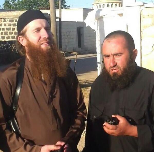 Syria: Where In The World Is Abu Umar al-Shishani?
