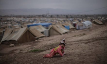 Syria Spotlight: Refugee Children in Crisis