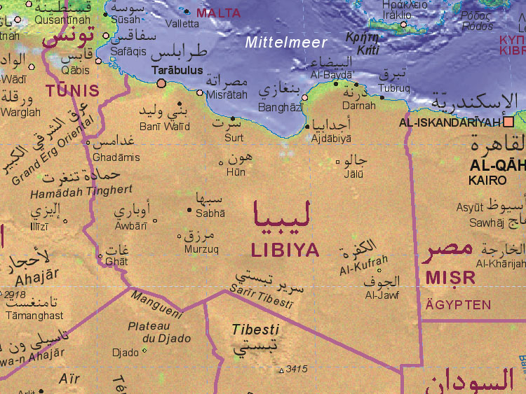 Libya: Will It Survive Gaddafi Legacy and Chaos? (Gulf News)