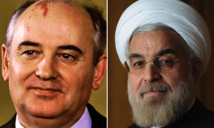 "Iran Analysis: Is Hassan Rouhani the ""Iranian Gorbachev""?"