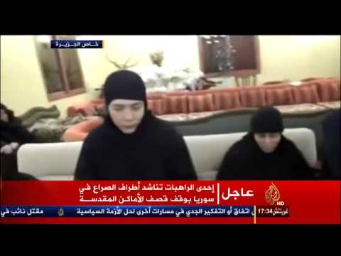 "Syria 1st-Hand: Did Insurgents ""Protect"" or ""Kidnap"" Maaloula Nuns?"