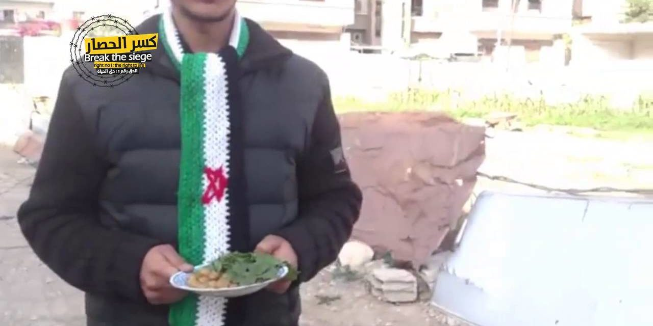 Syria: Activist Zakarya Ends Hunger Strike in Besieged Moadamiya