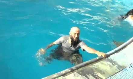 "Syria: Chechen Fighter Abu Umar al-Shishani ""Likes To Spend Time In Jacuzzi In His Aleppo Villa"""