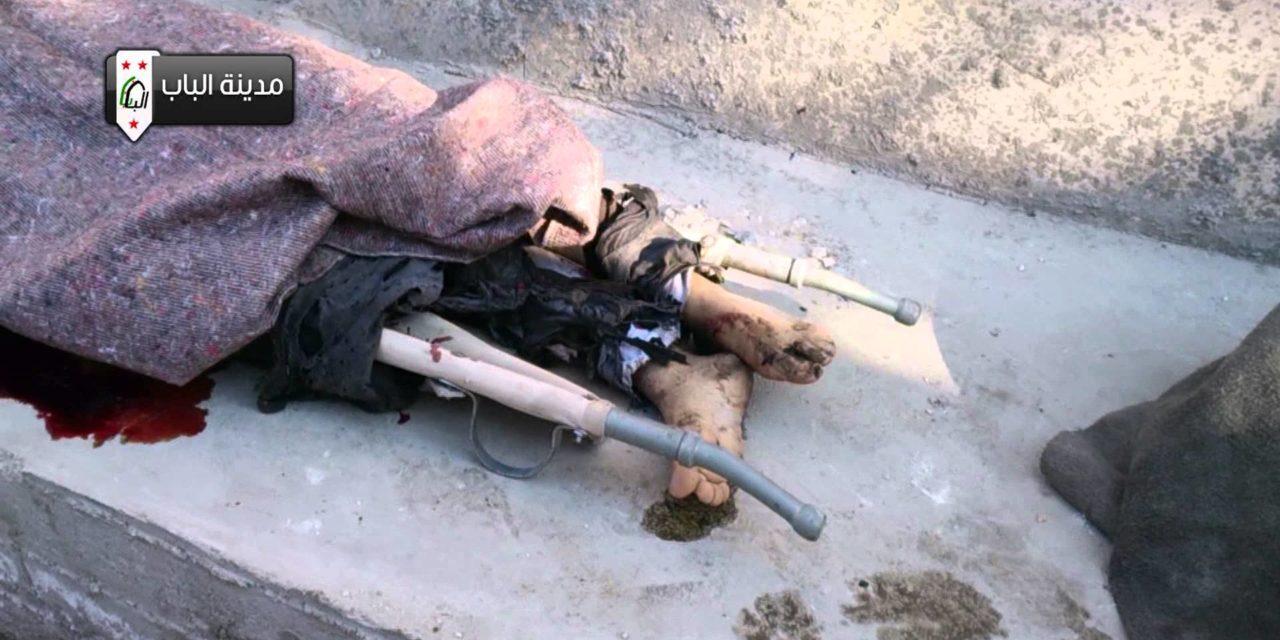 """Syria Forecast, Dec 1: Almost 60 Killed by Regime """"Barrel Bombs"""" on Al-Bab"""