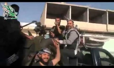 """Syria: Foreign """"Command Center"""" in Jordan & the Insurgency"""