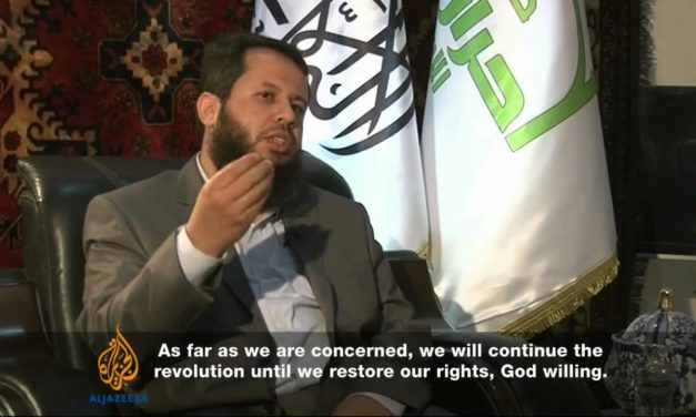 Syria: Head of Top Insurgent Faction Rejects International Conference