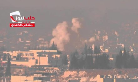 Syria: Insurgents Capture Kindi Barracks in Aleppo